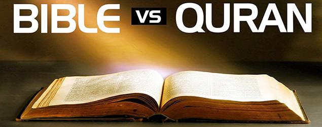 La Bible et le Coran comparés